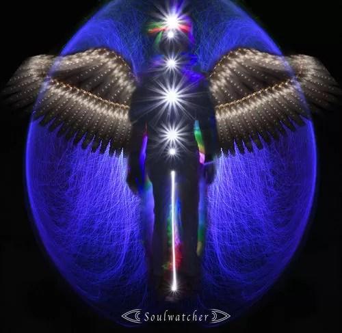 Soulwatcher- Lightpainting Aura