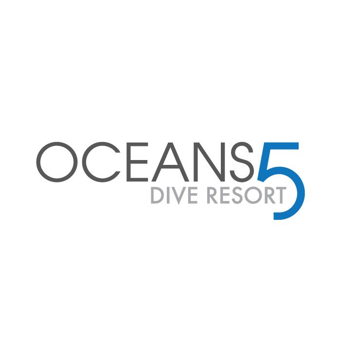 Oceans 5 Dive Resort logo