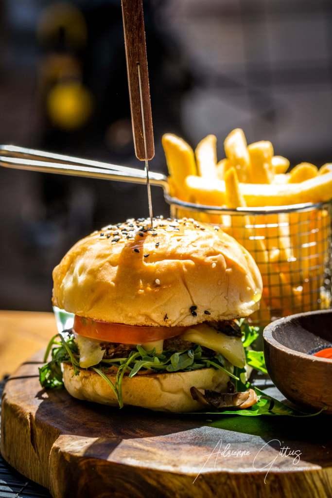 Burgers Diversia Restaurant
