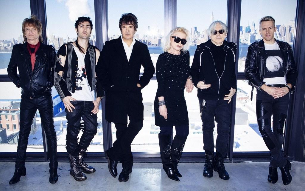 Blondie lanzará su nuevo disco en mayo de este año