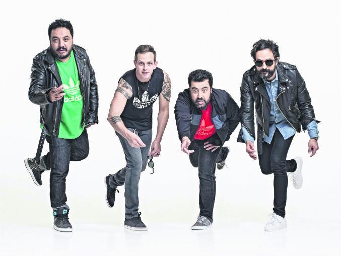 Molotov celebrará 20 años de su álbum debut en el Palacio de los Deportes