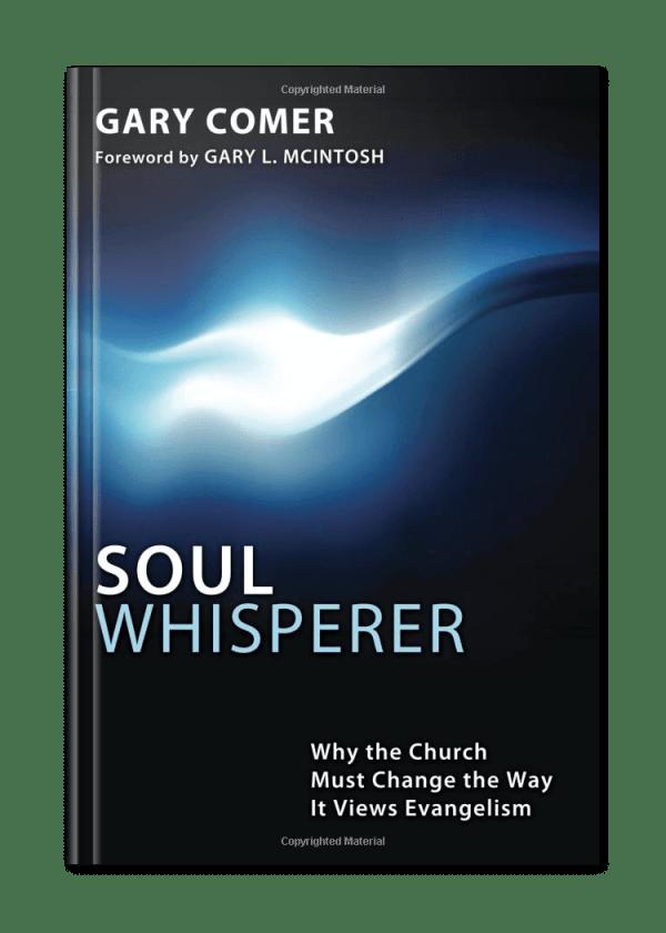 Soul Whisperer book by Gary Comer