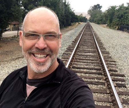 Train Tracks - Blog Pic, Gary