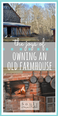 owning an old home
