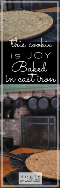cookie in cast iron-4