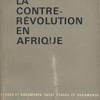 LA CONTRE-RÉVOLUTION EN AFRIQUE
