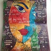 Art Journal #23 – Random quotes