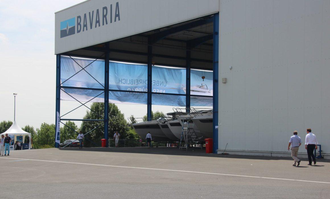 Bavaria Yacht feiert mit Soundburg Djs!