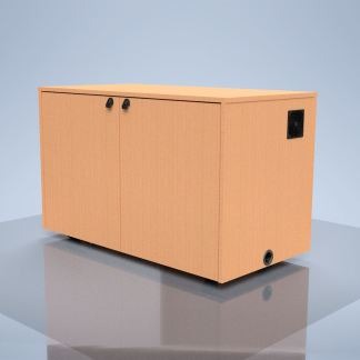 Credenzas and Rack Cabinets