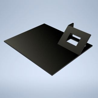 Combination Work Surface Wedge
