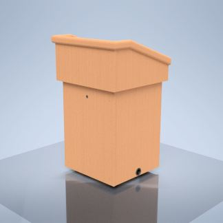 Traditional Lecterns and Podiums