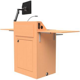 custom classroom lectern