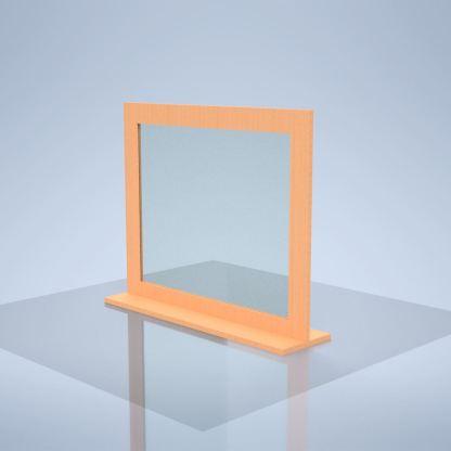 plexiglass face shield