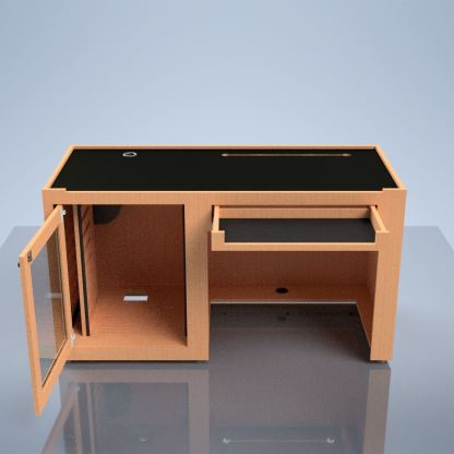 distance learning desk