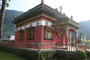 Monastery in Yuksam