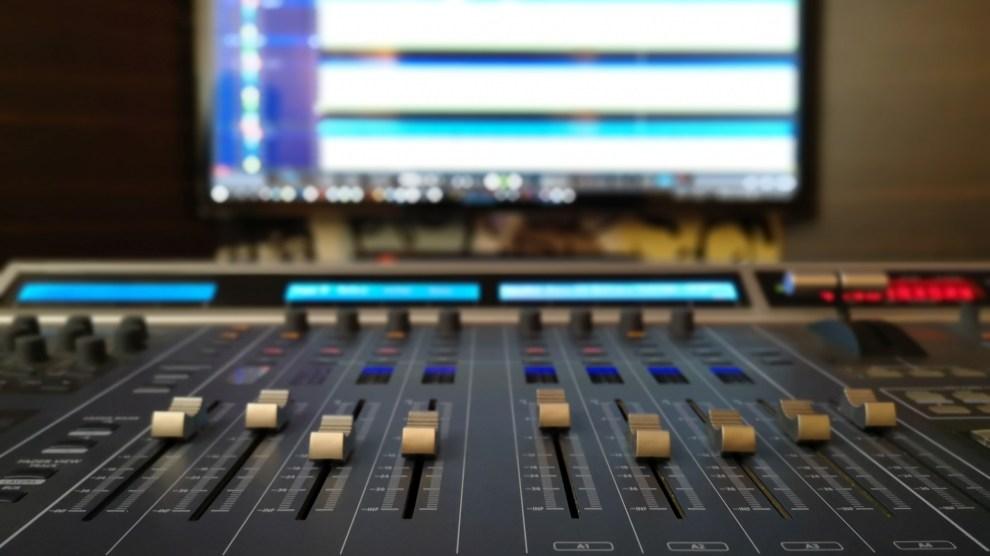Mixdesk @ Sound-Rehab