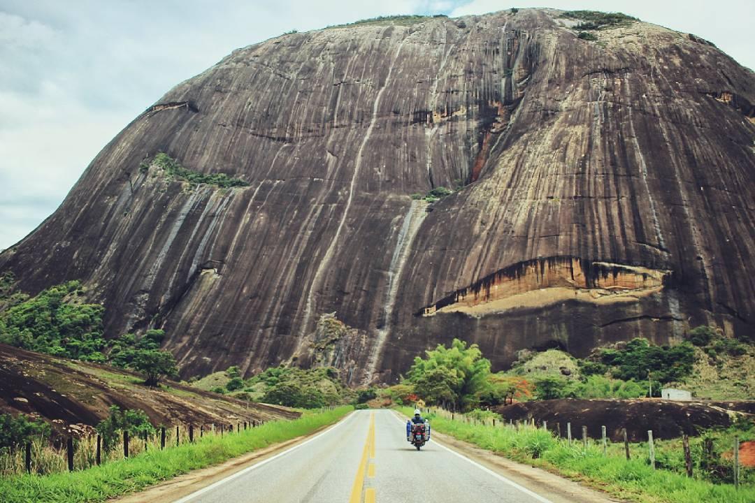 Путешествие на мотоцикле по Бразилии, часть 4