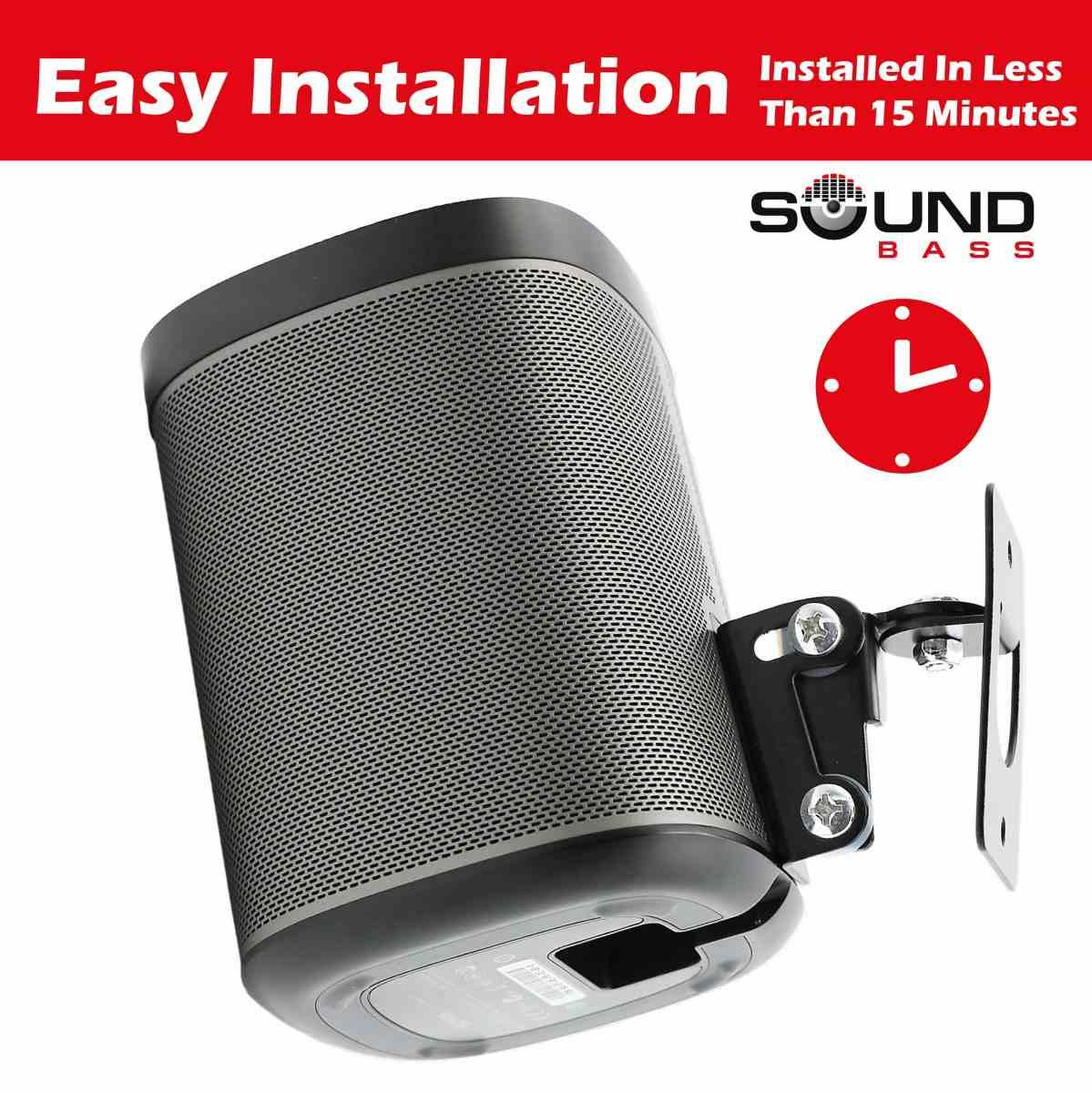 SOUNDBASS-SONOS-PLAY1-WALL-MOUNT-BRACKET
