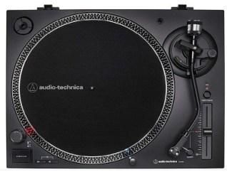 Audio-Technica AT-LP120XUSB-BK Turntable