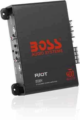 BOSS R1004 Cheap Car Subwoofer Amplifier