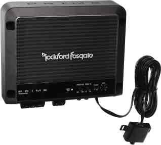 Pioneer GM-A6704 Budget Car Sub Amplifier
