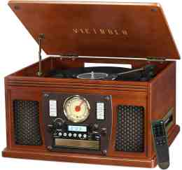 Victrola 8-in-1 Turntable