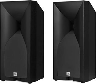JBL Studio 530 2-Way 5.25-Inch Bookshelf Speakers