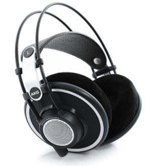 AKG Pro Audio K702 Over-Ear, Open-Back
