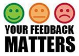 safe image - CUSTOMER FEEDBACK:
