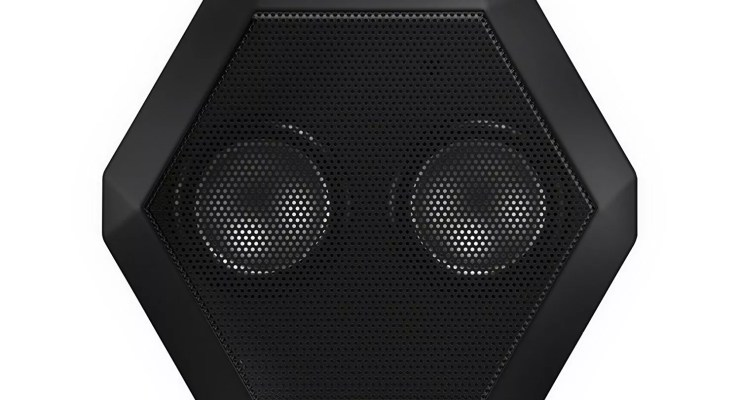 Boombotix Boombot REX Wireless Ultraportable Weatherproof Bluetooth Speaker review