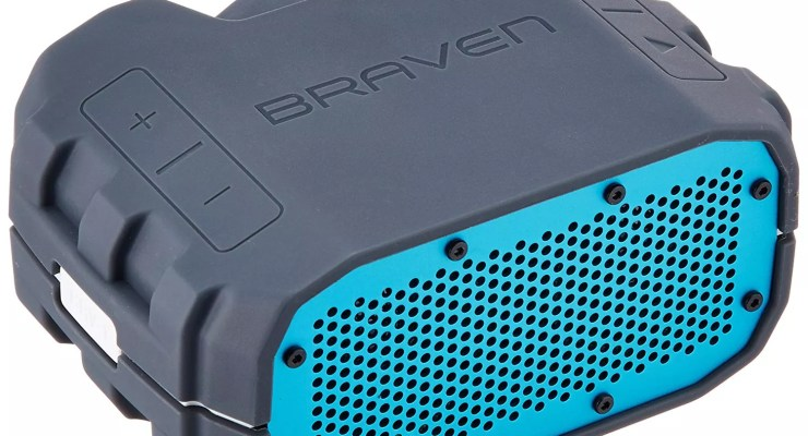 Braven BRV-1 Portable Bluetooth Speaker Review