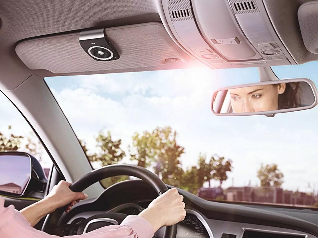 Jabra Tour Bluetooth In-Car Speakerphone  Review