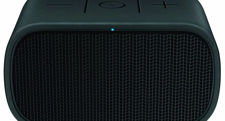 Logitech UE Mini Boom Bluetooth Speaker Review