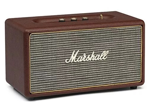 Marshall Stanmore Bluetooth Speaker brown review
