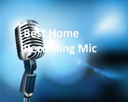 Best Home Recording Mic review