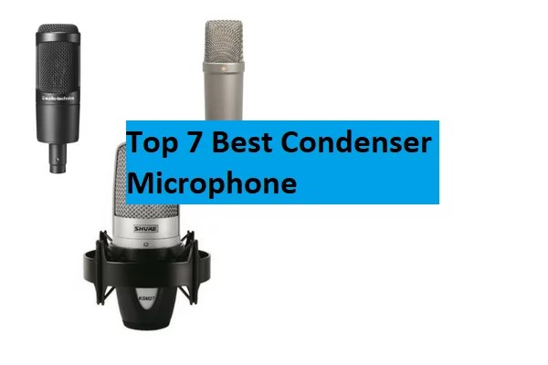 best condenser mic review