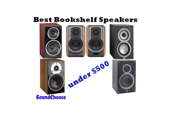 Best Bookshelf Speakers under 500 review