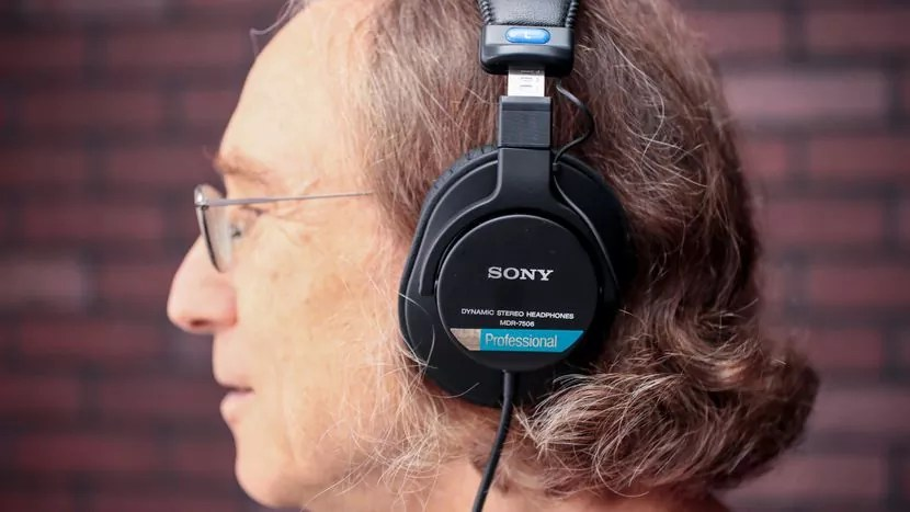 Sony MDR-7506 headphones review
