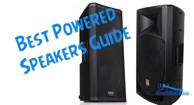 Best Powered Speakers review