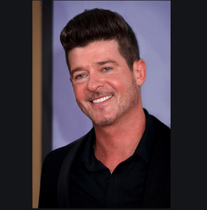 Robin Thicke – On Earth, and in Heaven Album