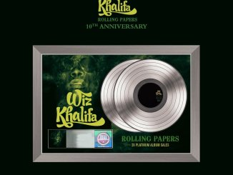 Wiz Khalifa Rolling Papers (Deluxe 10 Year Anniversary Edition) Album Download