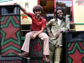 Dancehall Sound System and How To Mix Music You've Never Heard