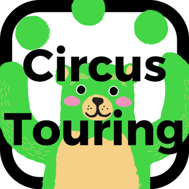 Circus Touring with 21 Channels of Sim 3 Audio Analyzer