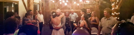Wedding reception for Adrianna and Josh Ryerse, September 21, 2019 (Sound Dynamix DJ Services, Woodstock, Ontario - www.sounddynamix.ca)