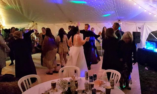 Wagler / Karn wedding September 25, 2021