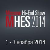 Выставка Moscow Hi-End Show 2014