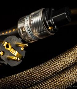 Обзор. Tchernov Cable Reference AC Power. Референсная сила