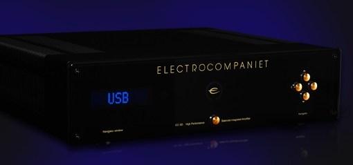 Пополнение в линейке усилителей Electrocompaniet
