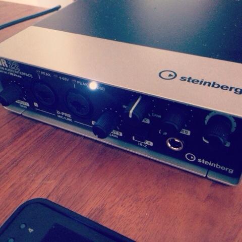 Steinberg UR-22