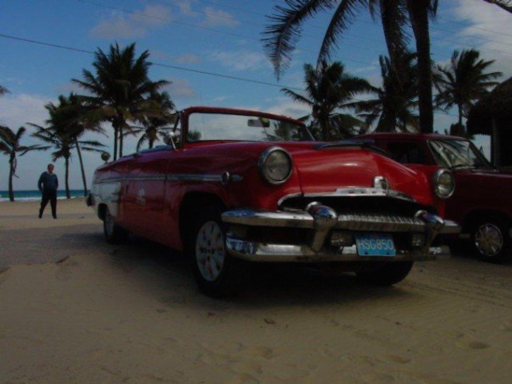 Reiselust Kuba